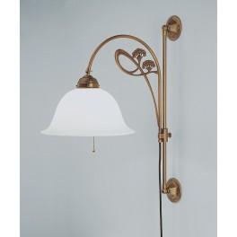 Wandlampe  A33-50op B