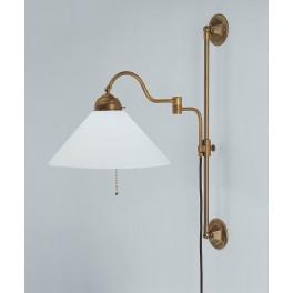 Wandlampe  A80-70op B