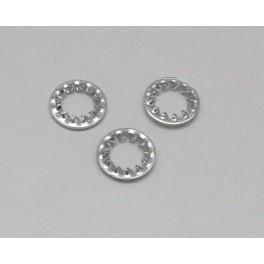 Metall Zahnscheibe 10mm Öffnung