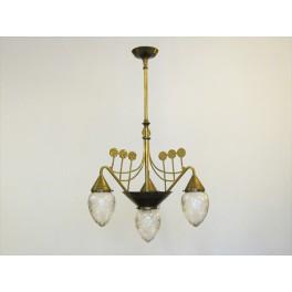 Antike Deckenlampe  190 011