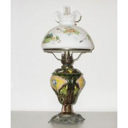 Antike Petroleumlampe 001