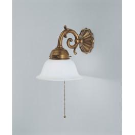 Wandlampe  A10-11op B