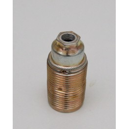 Metall-Fassung E14