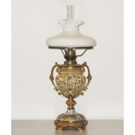 Antike Petroleumlampe 003