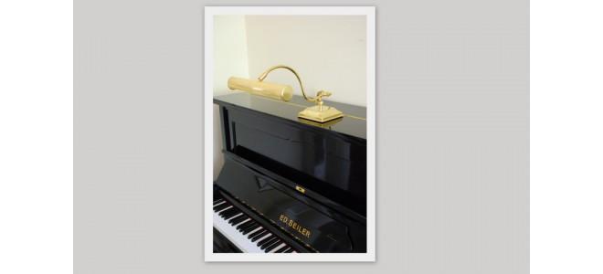 Klavierleuchten